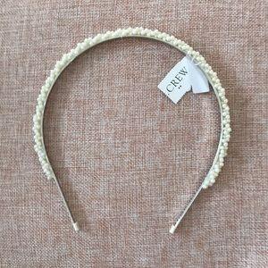 JCrew Pearl Headband